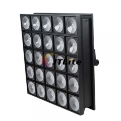 JTLite-C15B 25x30w RGB 3 in 1 led matrix COB light