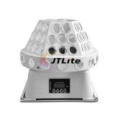 JTLite-EL07 LED Pattern Magic Ball Disco Light