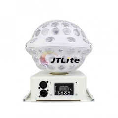 JTLite-EL06 Double Macrocosm Magic Ball Disco Light