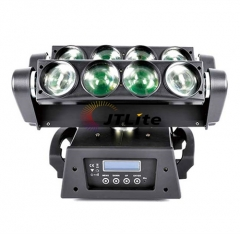 JTLite-M10B 8x10w 8 Eye LED Moving Head Spider Light