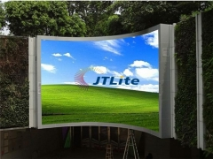 JTLite-P10 Outdoor LED Video Screen